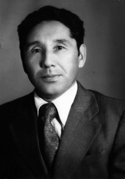Kalimoldaev Nuradil Ashimbaevich. Born in 1930, on 18 June. A graduate of the Kazakh State University named after Kirov in 1954. Faculty of Biology and Soil