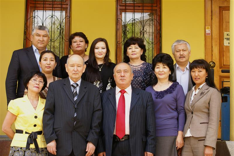 Graduates of the Kazakh National University in the team of the World Association of Kazakhs